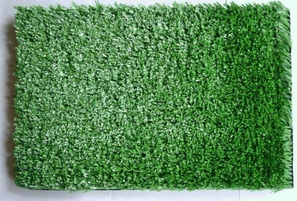 Ландшафтный искусственный газон 12мм.