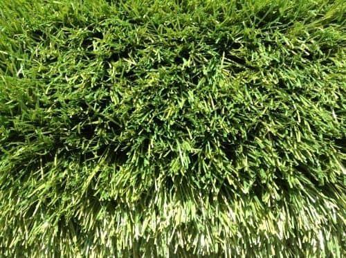 Искусственная трава 60мм. двухцветная