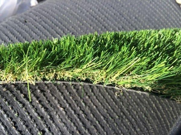 Ландшафтная искусственная трава 35мм.