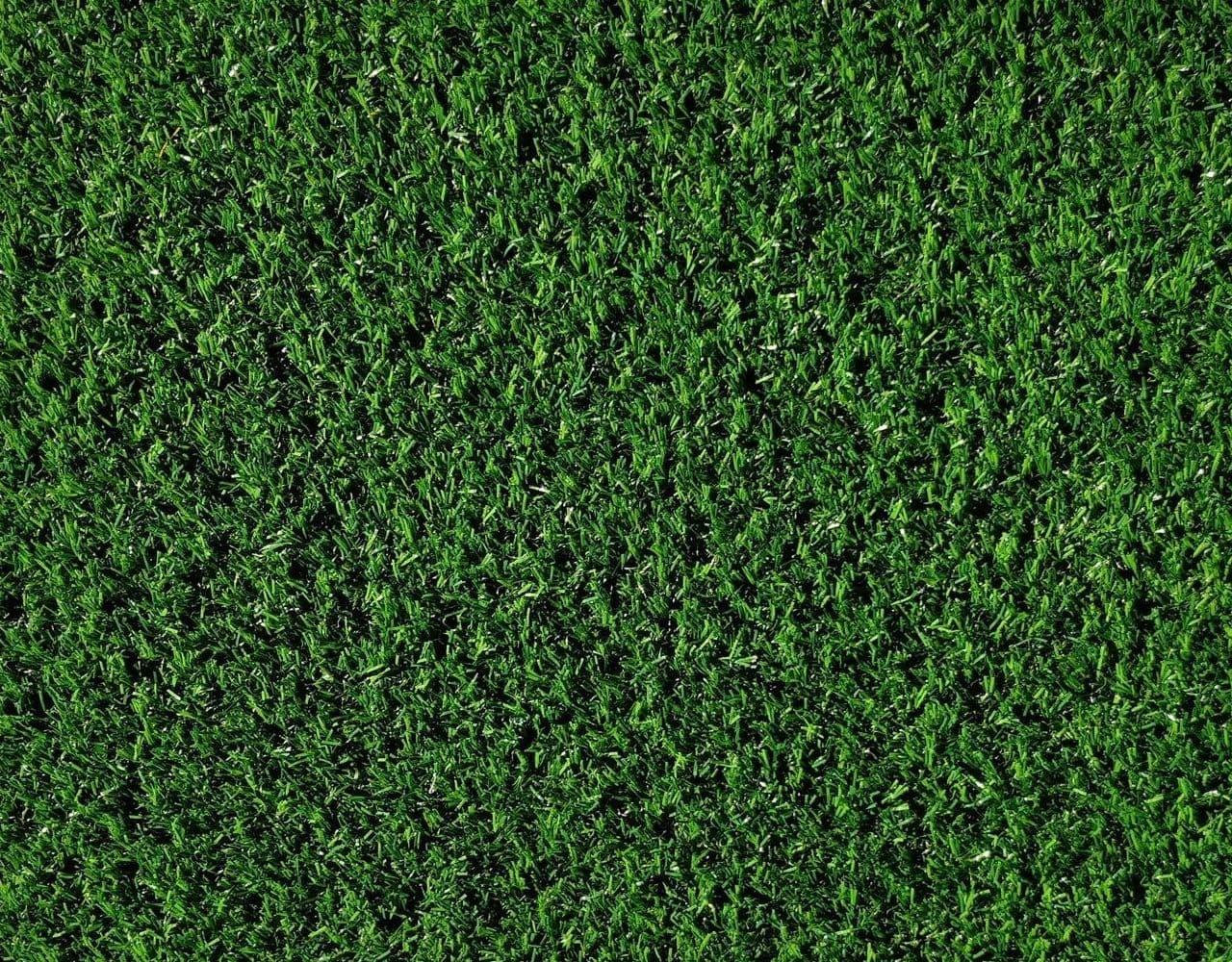 Ландшафтный искусственный газон зеленый