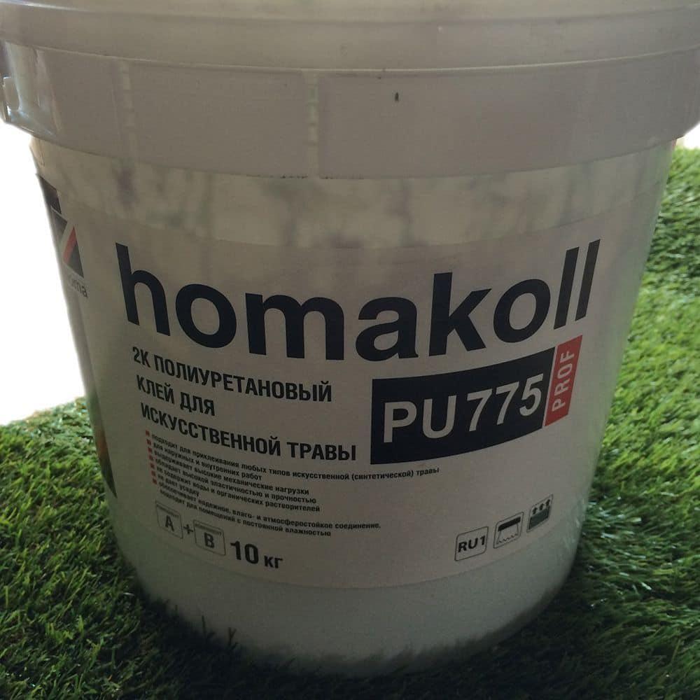 Полиуретановый клей Homakoll 775